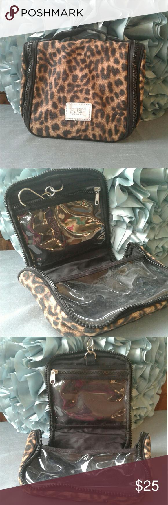 VS PINK Hanging Cosmetic Bag Hanging cosmetic bag