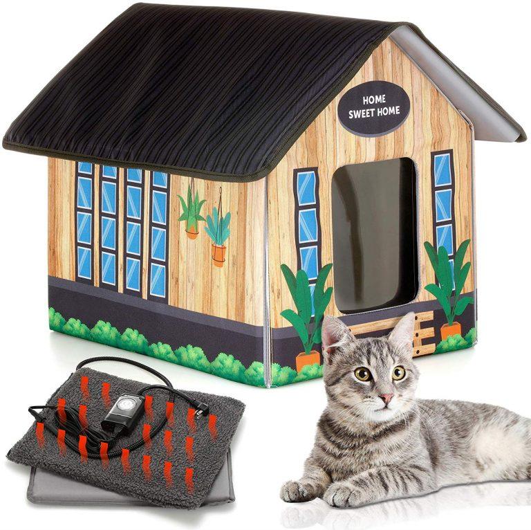 Top 12 Best Indoor And Outdoor Cat Houses In 2020 Bestlist In 2020 Feral Cat Shelter Outdoor Cat Shelter Cat Shelter