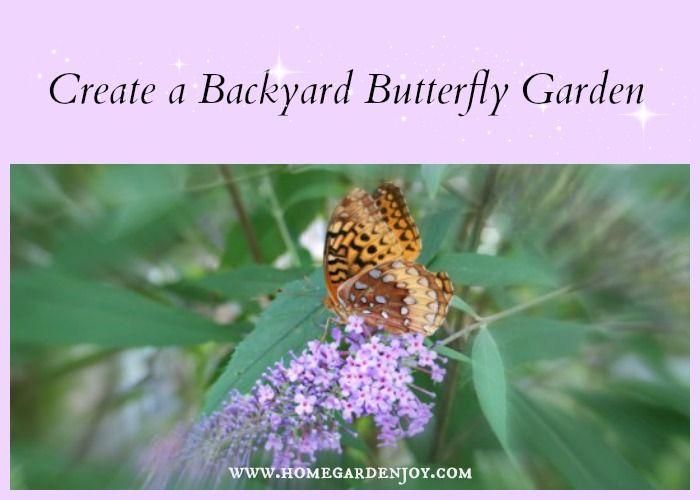 Butterfly Gardening Link Parties Blog Hops Pinterest Gardens