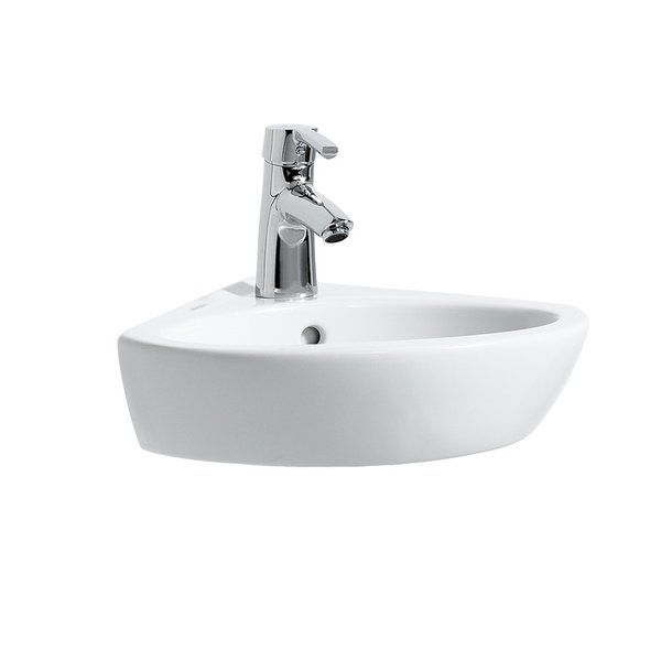 Photo 5 of 9 in 7 Stylish Bathroom Sinks That Can Fit in Even the