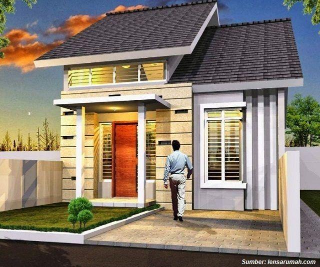 20 Desain Rumah Minimalis Type 21 untuk Keluarga Kecil ...