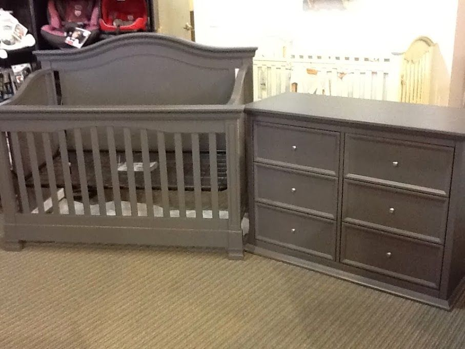 Million Dollar Baby Louis Collection In Manor Grey
