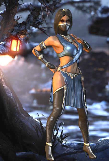 Assassin Kitana Tournament By Combatclone On Deviantart