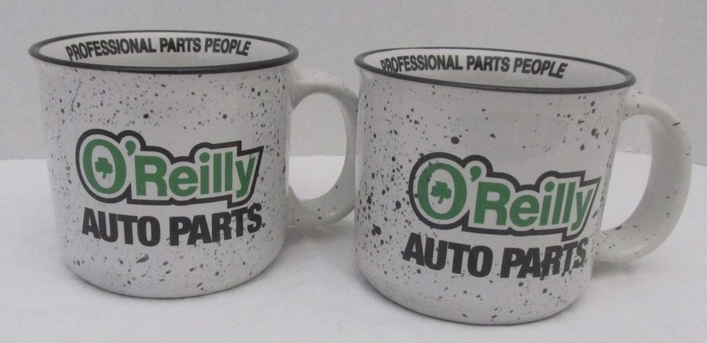 2 O Reilly Auto Parts Proffessional Parts People Shamrock Irish