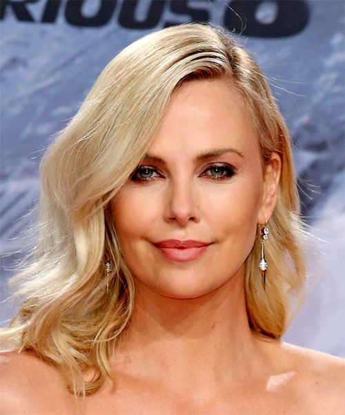 Charlize Theron Ny Blondes: Charlize Theron Hairstyles For 2018