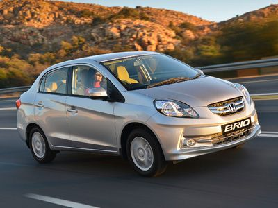 latest car releases south africaHonda Brio Sedan Launches In South Africa  Latest car releases