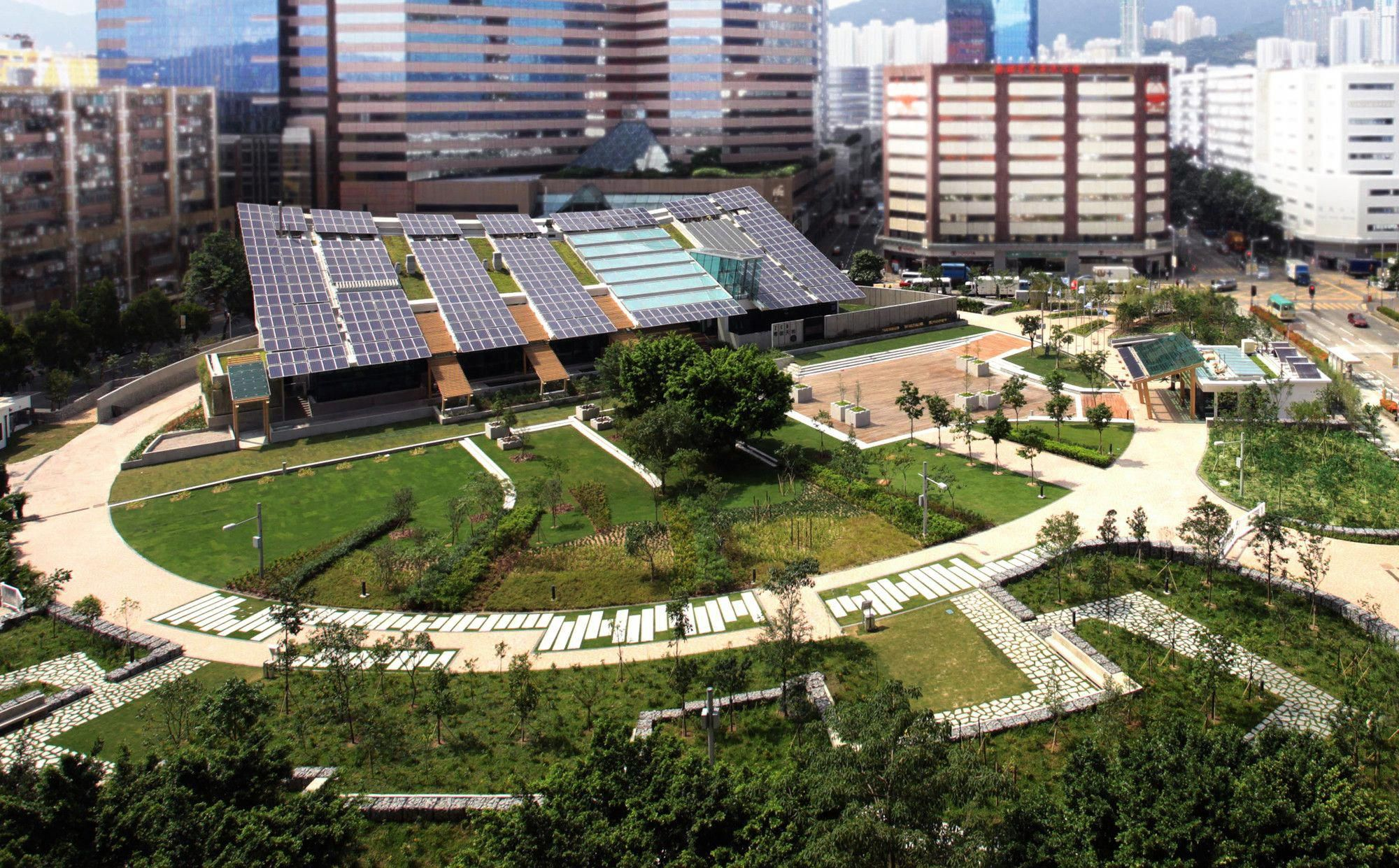 Uia Commits To Zero Carbon Emissions With 2050 Imperative Green Energy Solar Sustainable Architecture What Is Green
