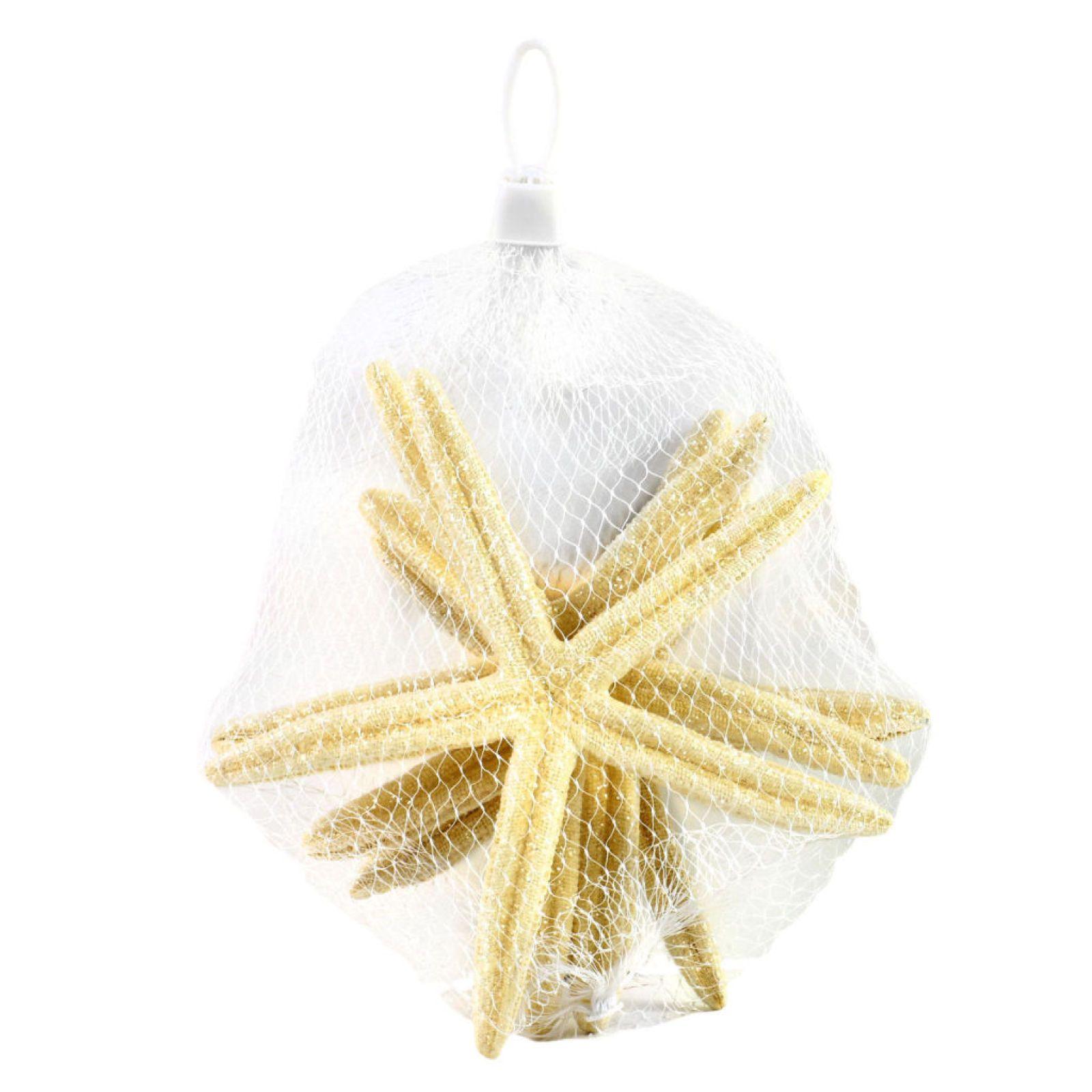 Ashland Glitter Starfish | Starfish, Place card and Floral arrangement