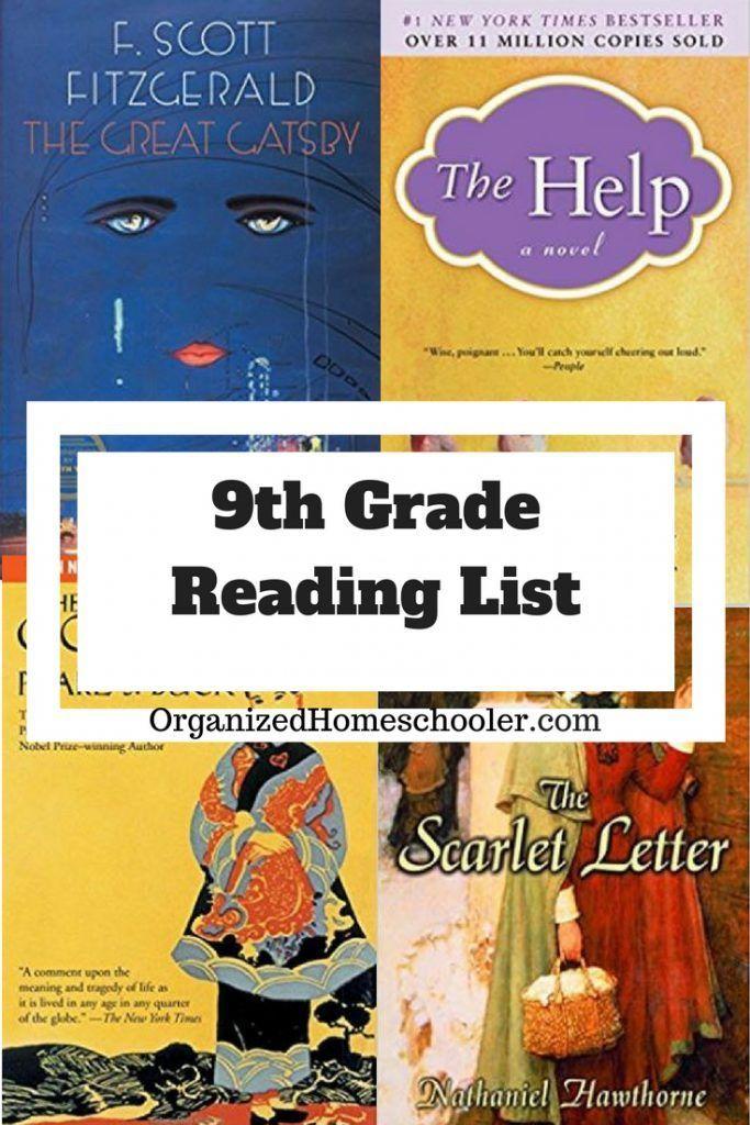 9th Grade Reading List Historical Literature Ela And Literature