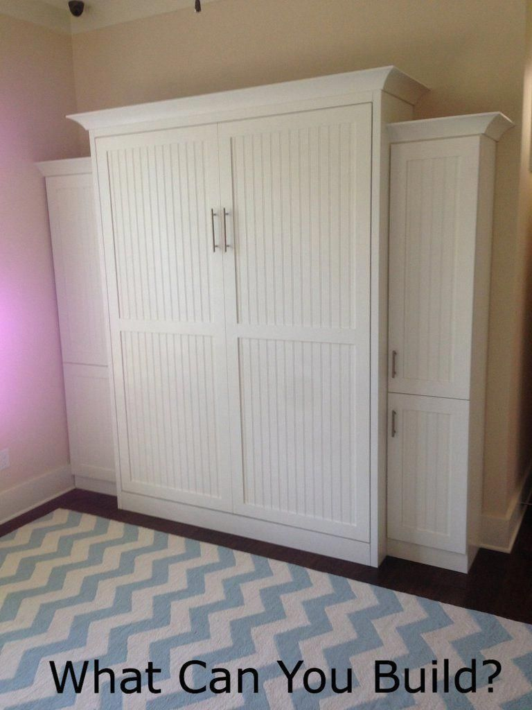 Starting At 375 Diy Murphy Bed Frame Kit To Build Your Own Panel