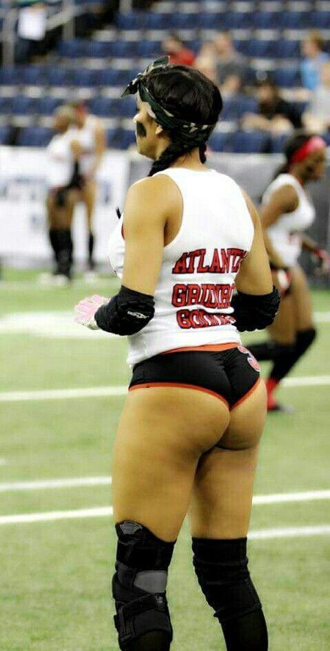 Women football lingerie league