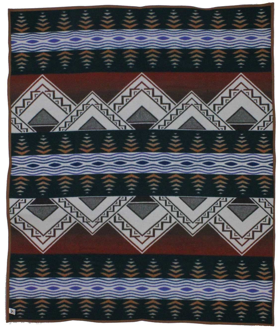 Pendleton American Treasures Blanket Napped Blanket Pendleton Blanket Pendleton