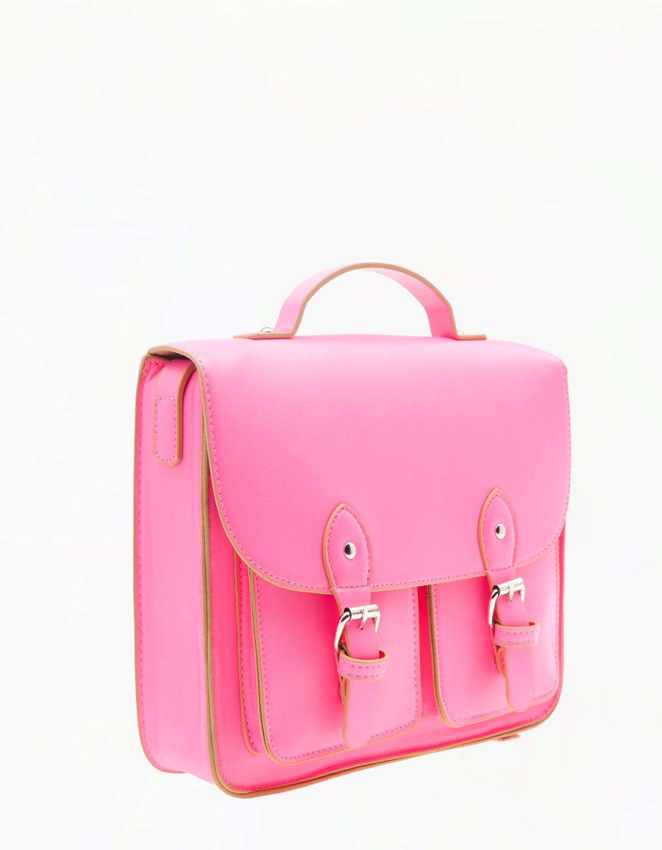 e8795988bb77 Bershka Indonesia - Multicoloured pocket bag   shop   Pinterest ...