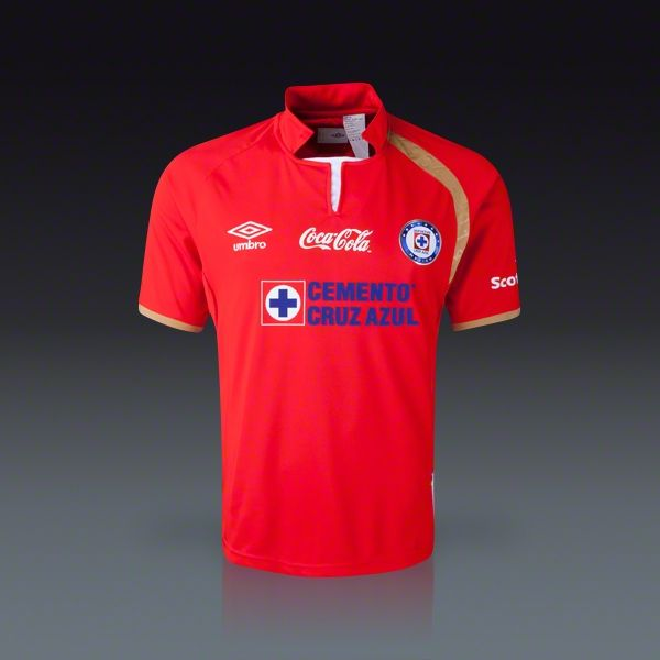 aa571b7c49 Umbro Cruz Azul 50th Anniversary/Third Jersey 2014 | SOCCER.COM ...