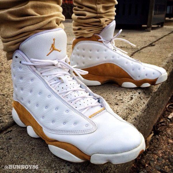 pretty nice 7a038 9a56c Air Jordan 13 Wheat - Bunsoy86 Jordan 13, Retro 13, Me Too Shoes,