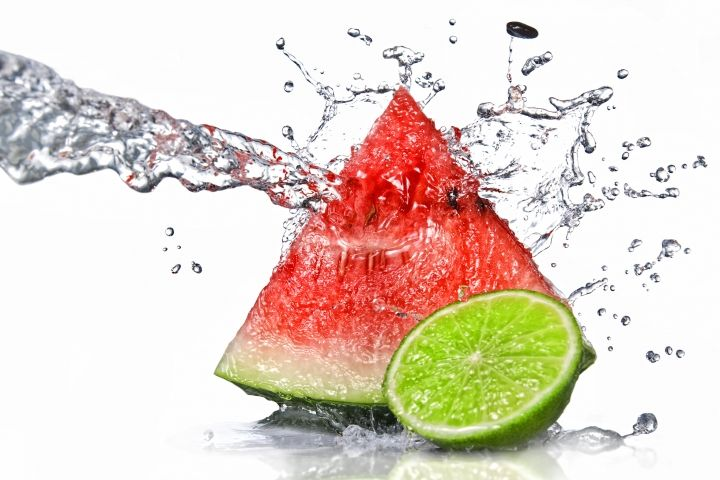 Ashley Koff's Wet Foods Recipes: Watermelon Water   The Dr. Oz ...