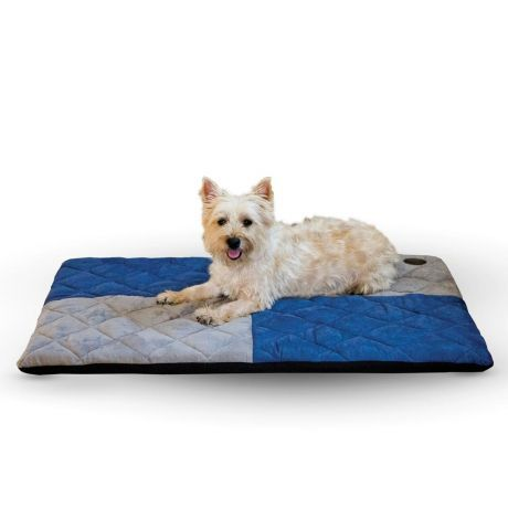 K H Pet Products Quilted Dream Pad Memory Foam Dog Bed Orthopedic Dog Bed Pets