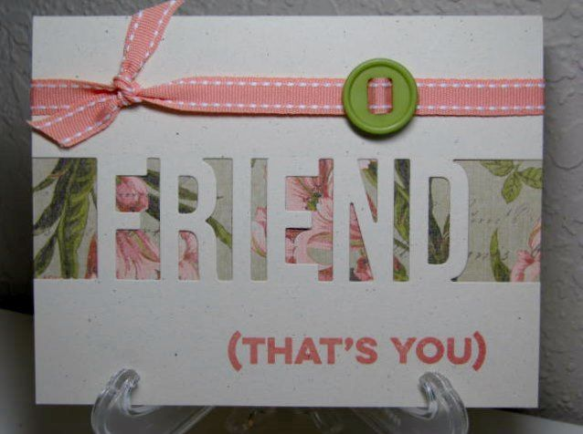 Friends 7 die cards Pinterest Wonderful time, Gift - release notes template