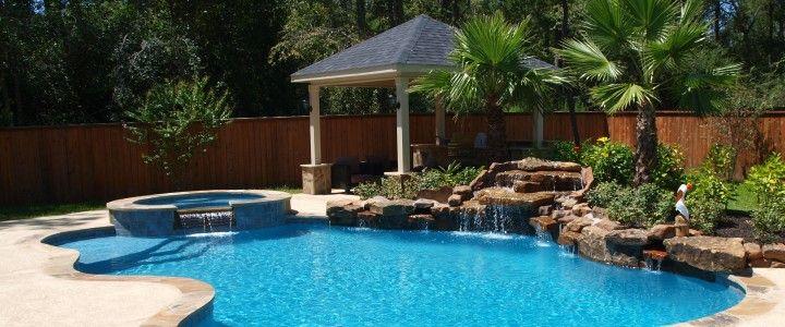 High Quality Backyard Oasis Pools
