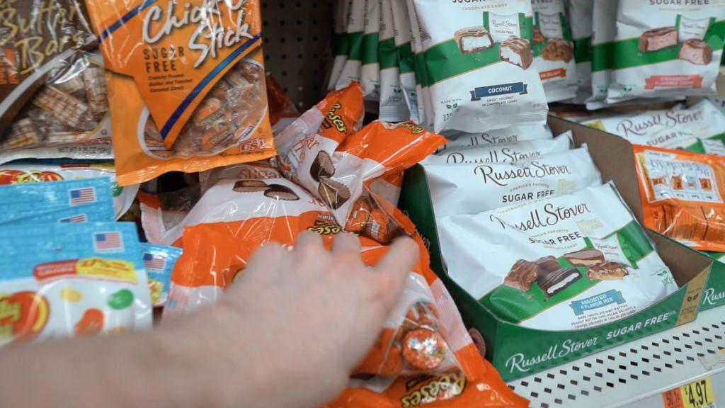 What to Buy for Keto at Walmart Sugar free candy, Keto