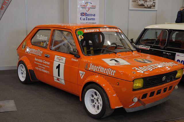 Fiat 127 Abarth Jeugd Kleintjes