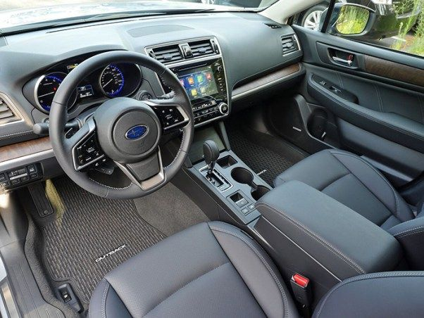2019 Subaru Outback 2 5i Touring Interior Subaru Outback Subaru Outback