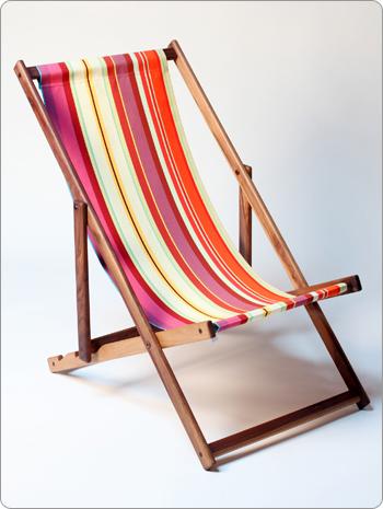 Suntan Lotion And A Margarita! #deck Chair