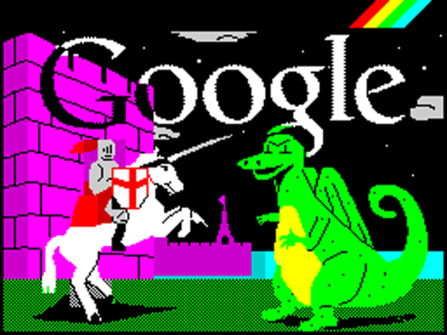 Google celebrates 30th anniversary of the ZX Spectrum St