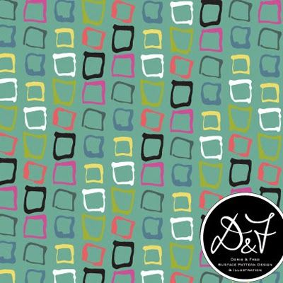 print & pattern: DESIGNER - doris & fred