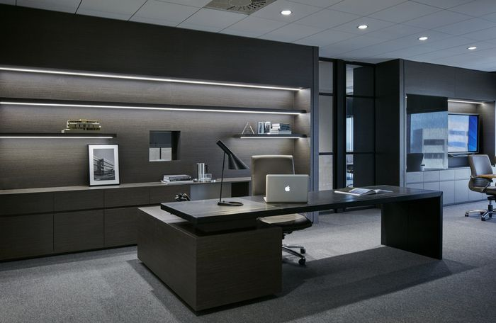 Salta offices 0191 workplace pinterest office for Executive office interior design