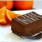 Raw Marbled Chocolate & Orange Tavoletta Recipe | The Raw Chef - Raw Food Recipes