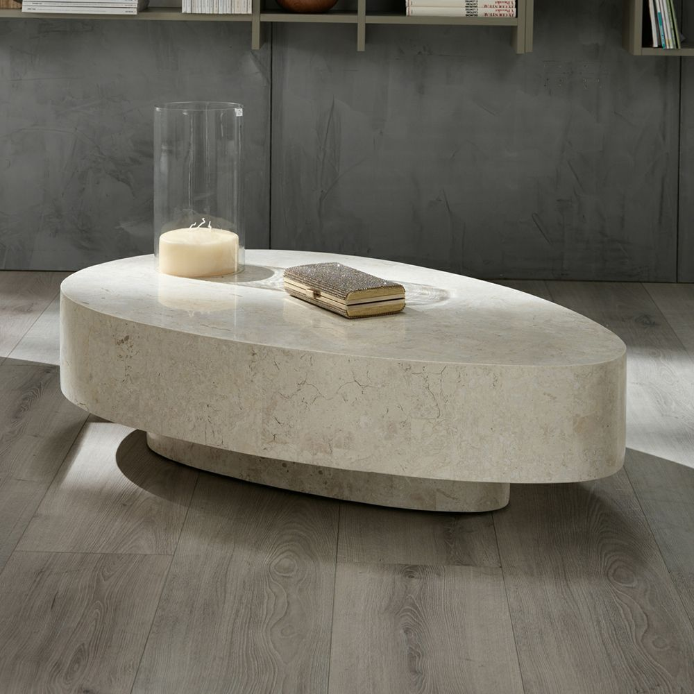 Coffee Table For Living Room Design Oval Stones Stone Coffee Table Coffee Table Concrete Coffee Table [ 1000 x 1000 Pixel ]