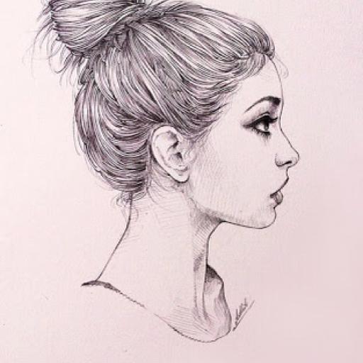 Уставшие девушки рисунок