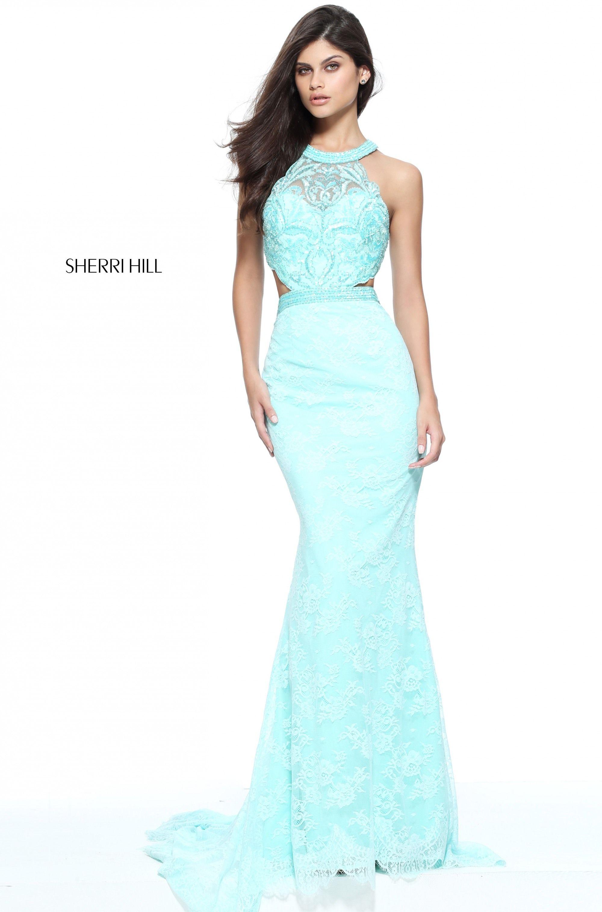 Sherri Hill 51095 - International Prom Association | Sherri Hill ...