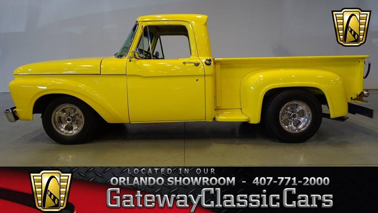 1965 ford f100 for sale 1892237 hemmings motor news