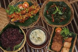black rice west java indonesia