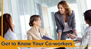 Know Your Co-workers