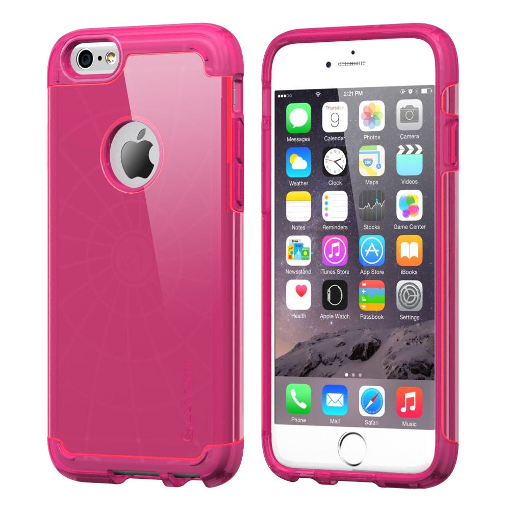 Image of luvvitt ultra armor iphone 6 6s case dual