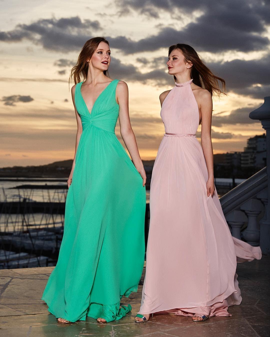 Formal dresses for summer wedding  k aprecieri  comentarii  Pronovias pronovias pe Instagram