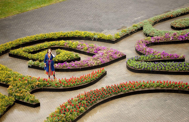 Miralles Tagliabue EMBT · Bilbao Urban Garden Competition · Divisare