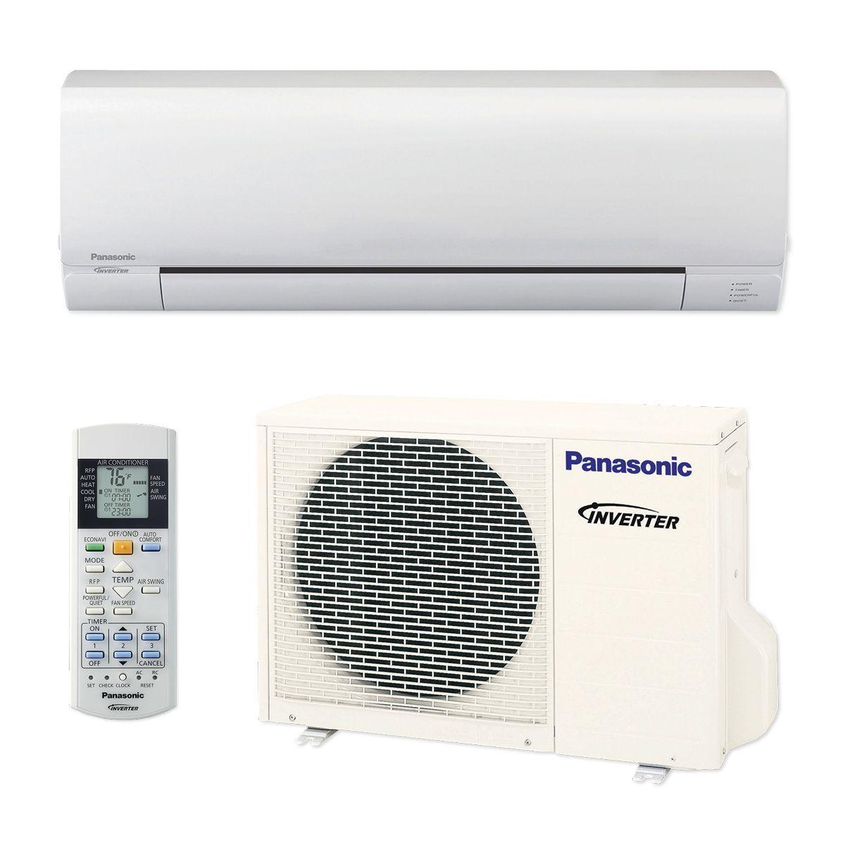 Panasonic® Re12skua 12,000 Btu 16 Seer Pro Series Wall