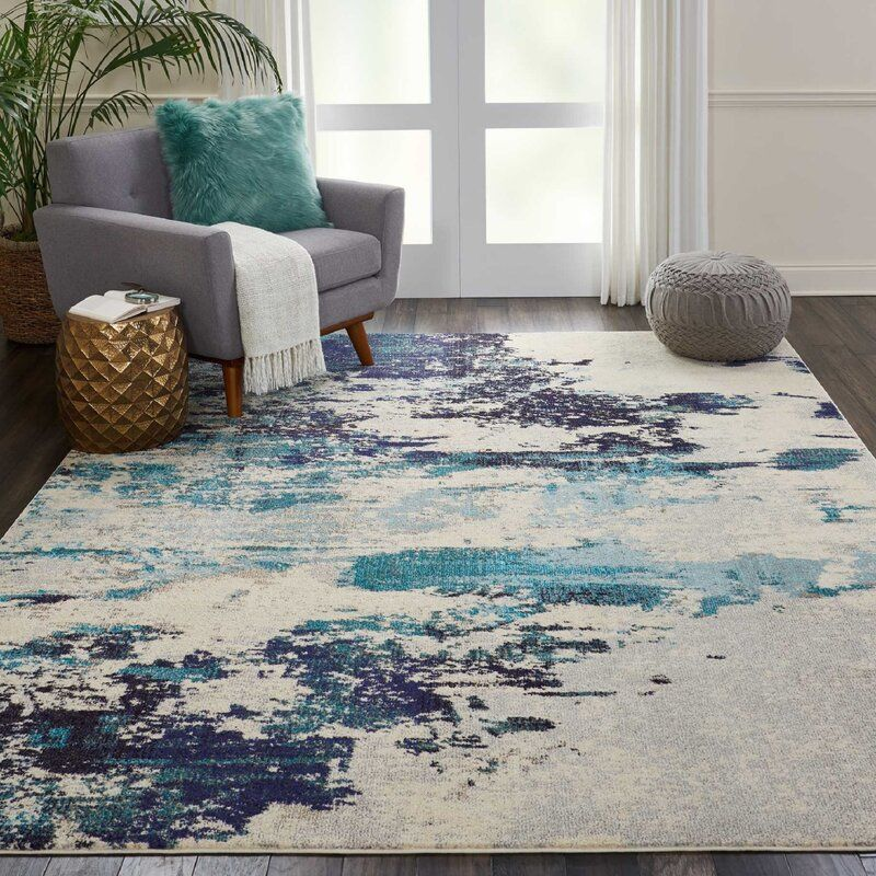 Shugart Sealife Blue Area Rug Reviews Joss Main Teal Rug Living Room Area Room Rugs Living Room Area Rugs