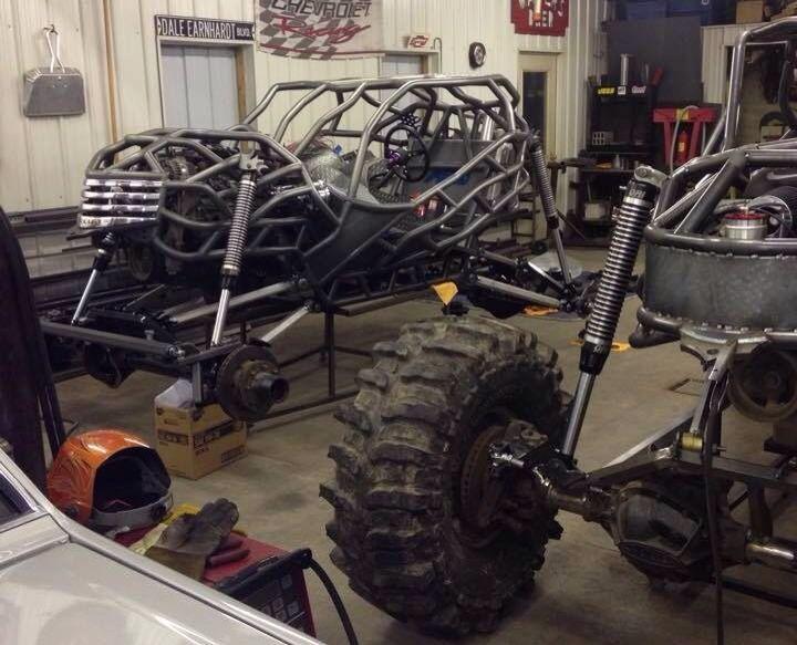 Buggy Build In Wisconsin Rock Bouncer Off Road Buggy Rock