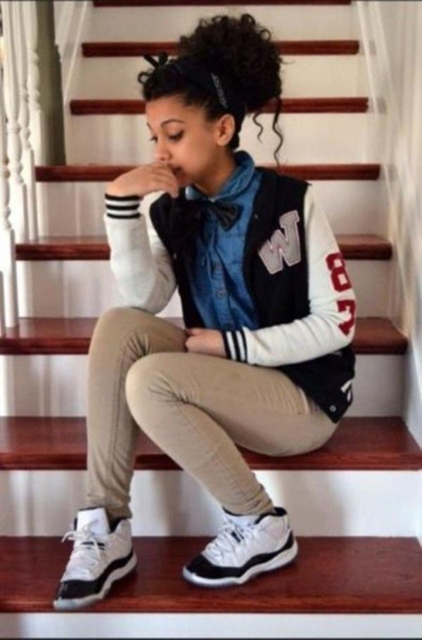 11 Outfit Ideas For Asian Guys: Outfits With Jordan 11 Concord Girls