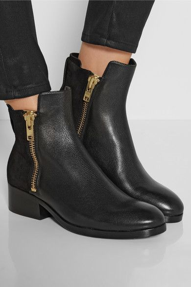 3.1 Phillip Lim Nubuck Cutout Booties how much cheap price clearance many kinds of cost sale online buy cheap newest SeQucoBn
