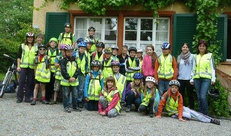 Klassenlager nach Beinwil am See  Das Bike2school steht vor den Türen vom 26.8.-29.8.13 werden die Kilometer gemessen. Melden Sie sich noch heute mit Ihrer Klasse an: http://www.bike2school.ch/    Das letzte Jahr fuhren 5700 Kinder über 477'502 km  innerhalb dieser 5 Tage - ein Superbravo!!!