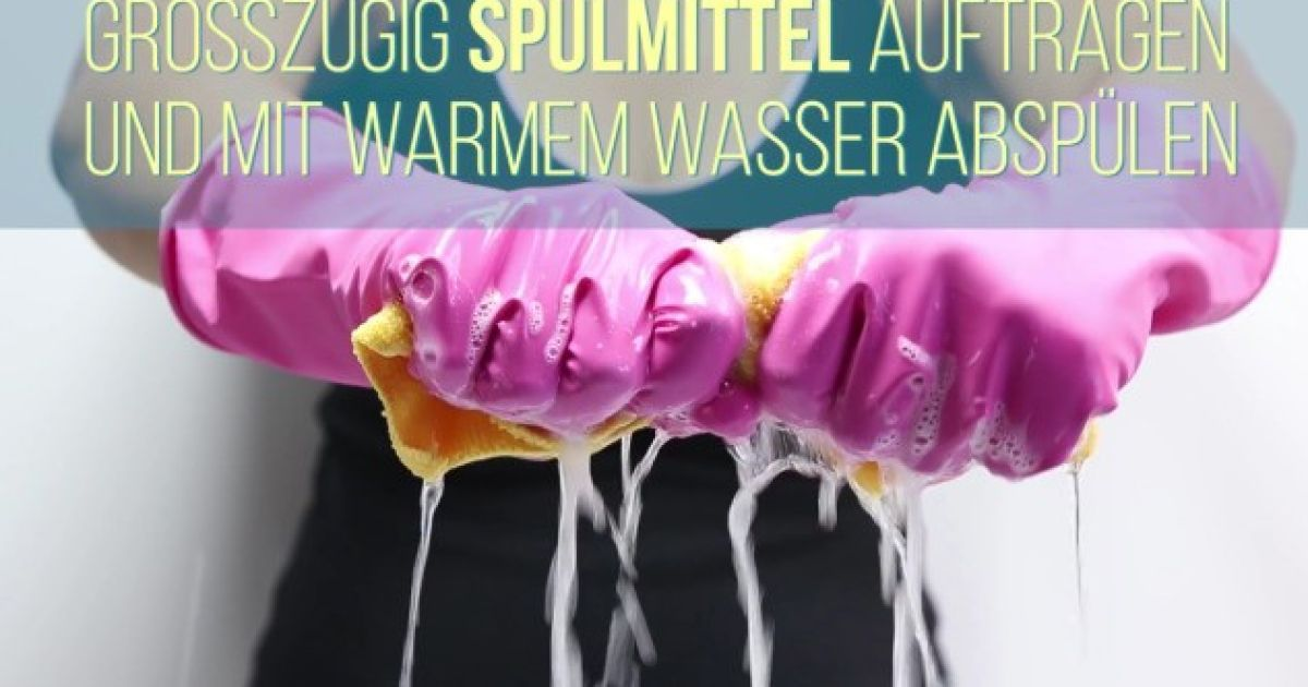 Minimalismus Im Bad Alleskonner Natron Deo Deo Natron Mundwasser