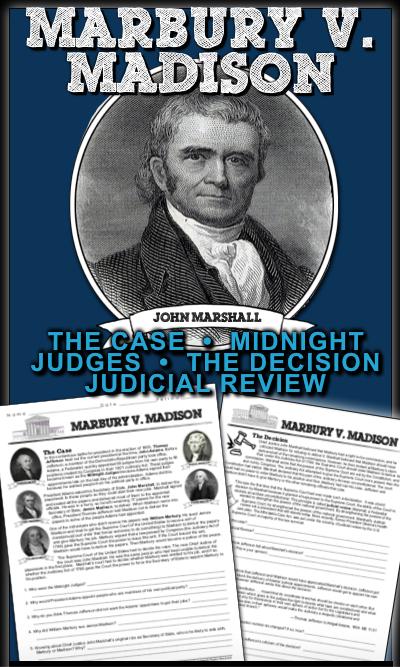 Marbury v. Madison & Judicial Review Analysis Judicial