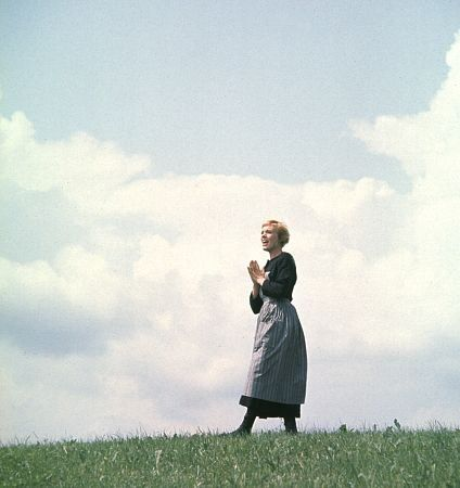 """""""The Sound of Music"""" Julie Andrews 1965 20th"""