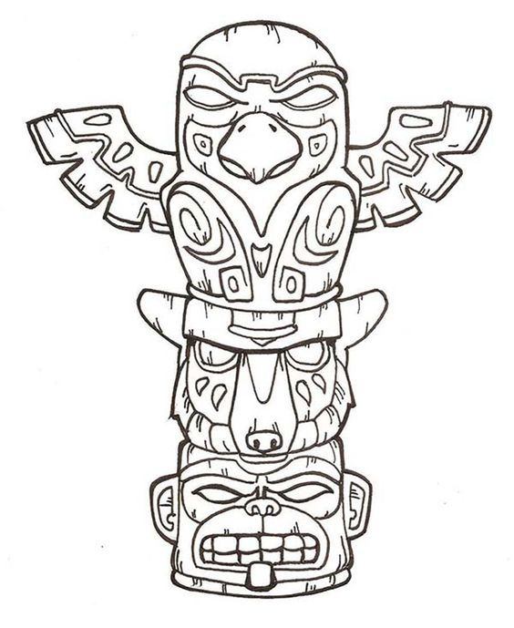 How To Draw A Totem Free Download Oasis Dl Co
